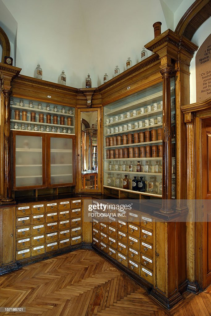Will vintage pharmacy photographs