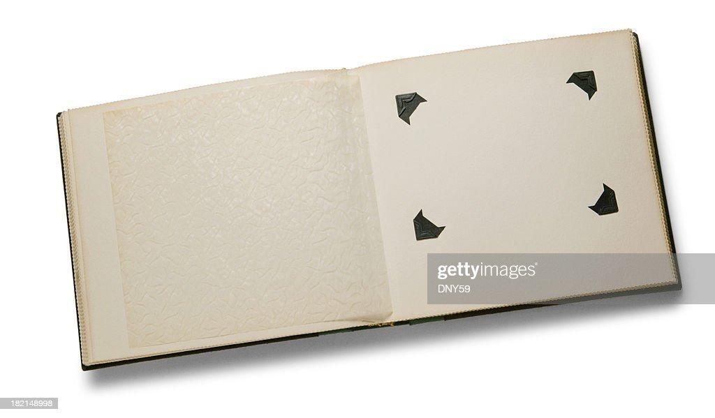 Antique scrapbook 1