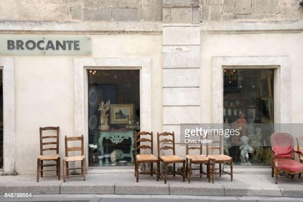 Antique Shop Arles Provence