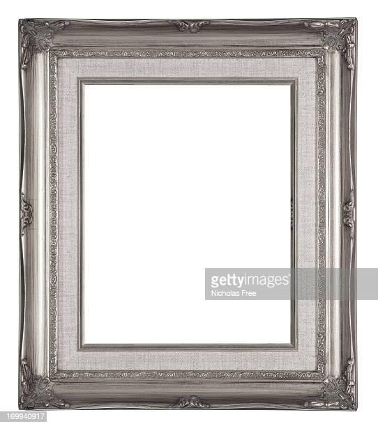 Alte Silber Frame