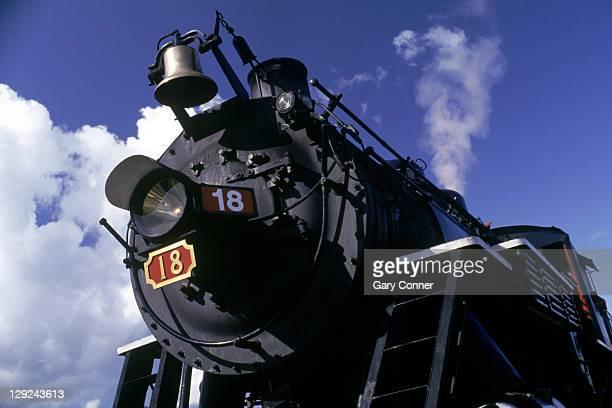 Antique Steam Locomotive, AZ