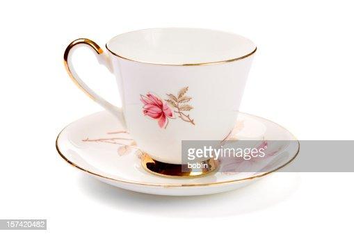 Antique Tea Cup
