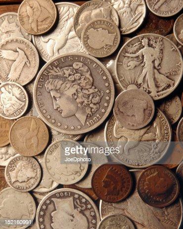 Antique Us Coins.