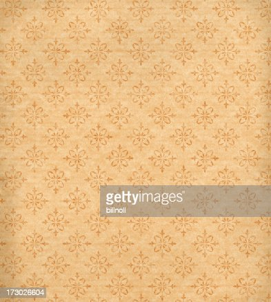 antique wallpaper with pattern background texture