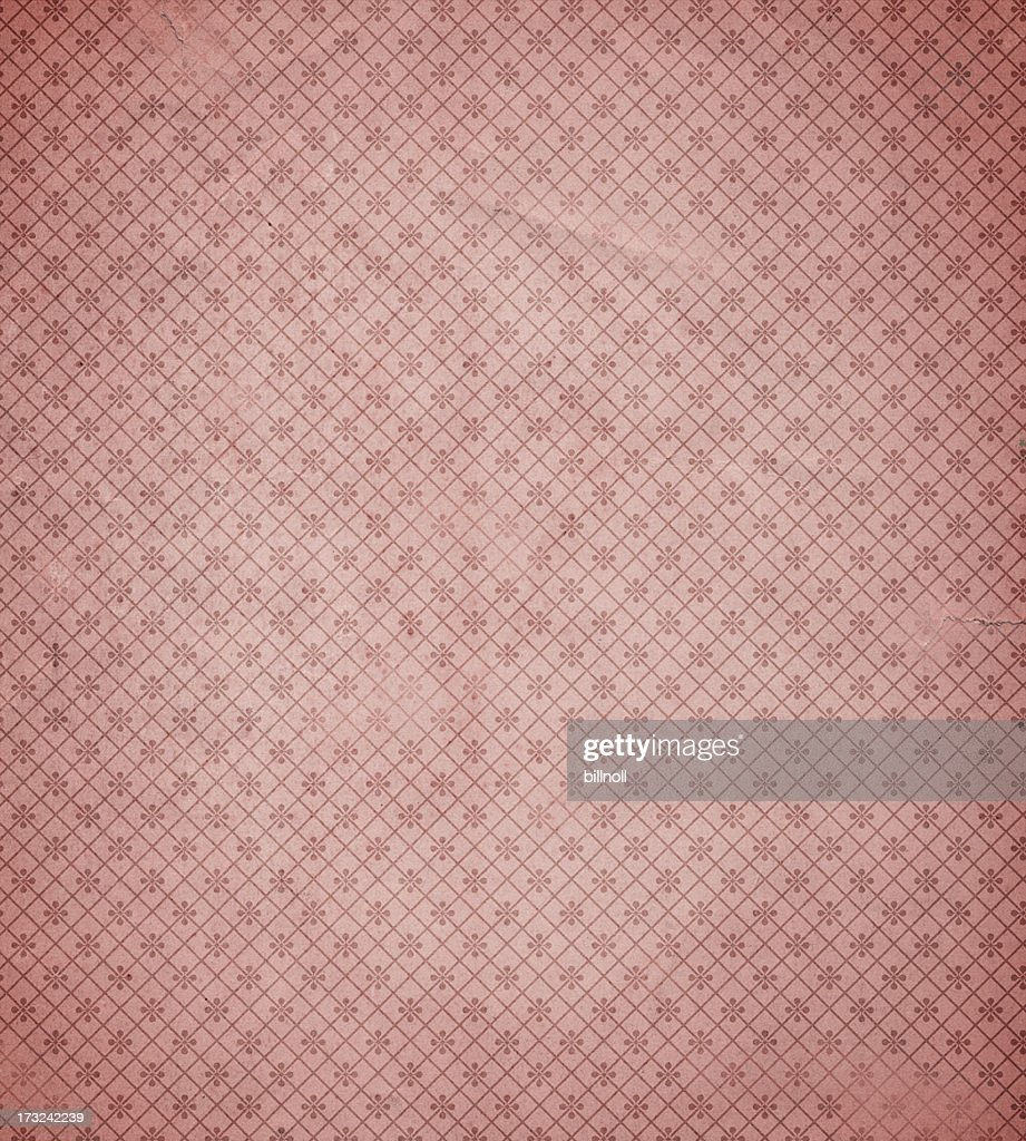 High resolution antique wallpaper with pattern