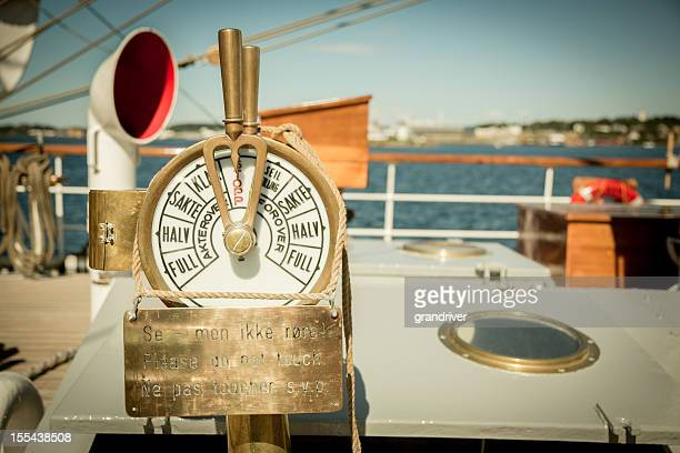 Antique Yacht Speed Control