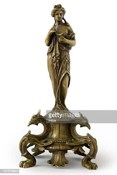 Antiques:  Aphrodite statuette