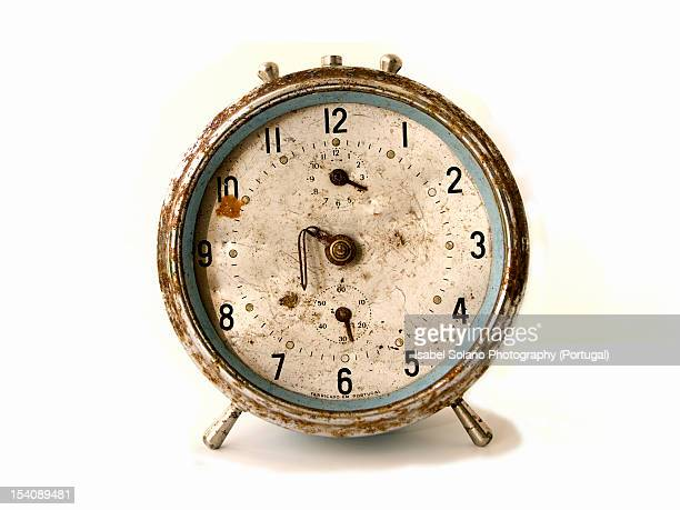 Antiques old clock