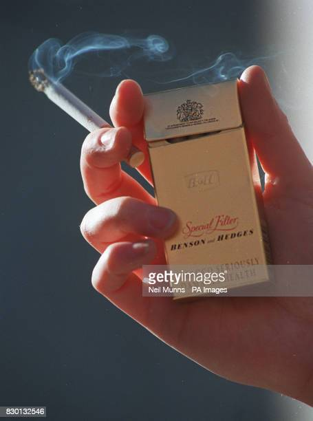 Antismoking campaigners have hailed the decision to withdraw the Royal Warrant from tobacco firm Gallaher which makes Benson and Hedges cigarettes as...