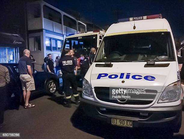 Antiterrorism measures pictured in place for Sydney New Years Eve fireworks Extra police were deployed and locations fortified with emergency and...