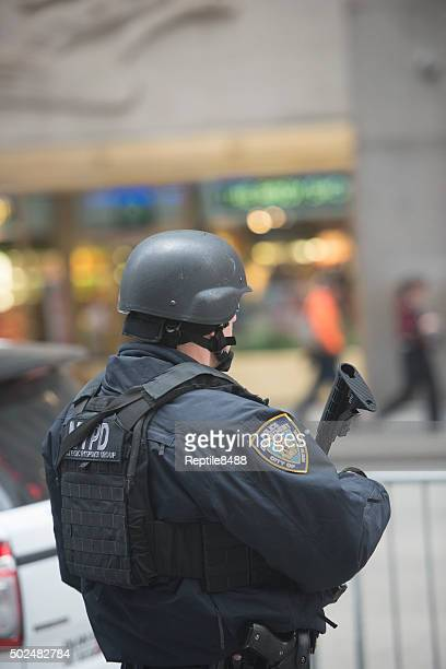 NYPD antiterrorism task force member