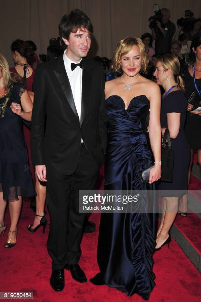 Antoine Arnault and Abbie Cornish attend THE METROPOLITAN MUSEUM OF ART'S Spring 2010 COSTUME INSTITUTE Benefit Gala at The Metropolitan Museum of...