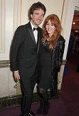 Antoine Arnault and Charlotte Tilbury attend The Backstage Gala in aid of The Naked Heart Foundation at The London Coliseum on April 17 2015 in...