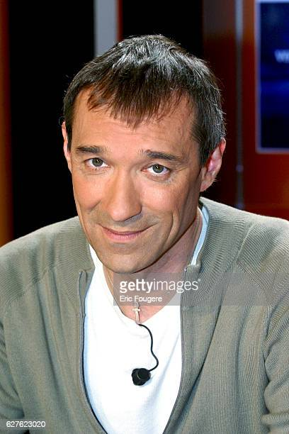 Antoine Audouard invited at 'Vol de nuit' TV show themed 'Love affairs always'