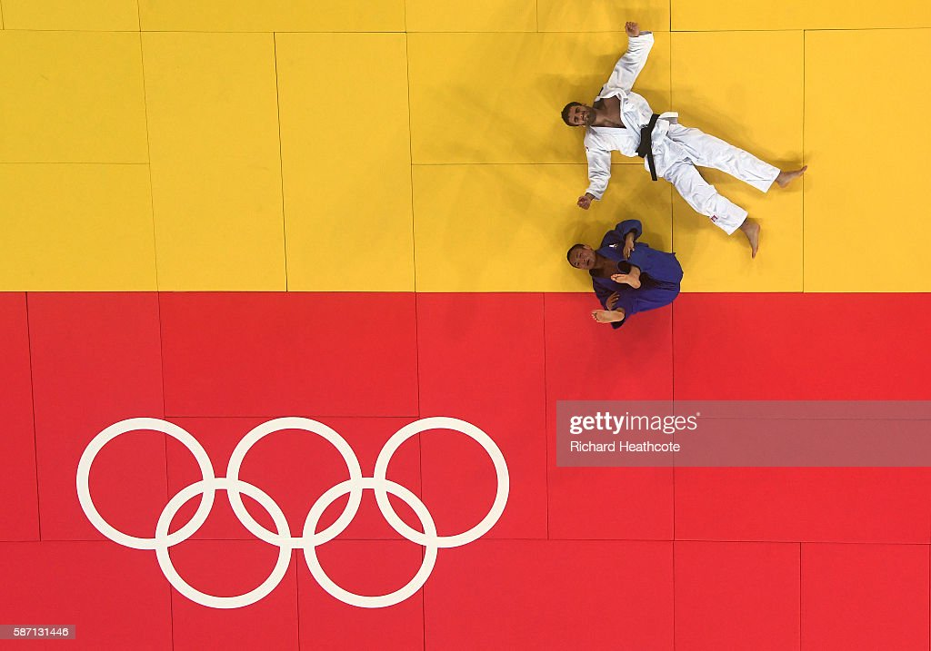 Judo - Olympics: Day 2