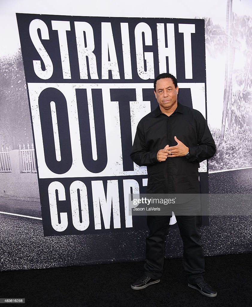 """Premiere Of Universal Pictures And Legendary Pictures' """"Straight Outta Compton"""" - Arrivals"""