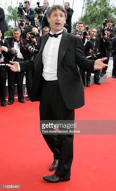 Antoine de Caunes during 2006 Cannes Film Festival 'Selon Charlie' Premiere at Palais du Festival in Cannes France