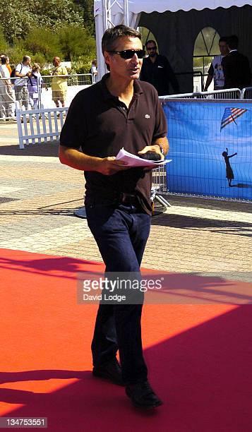 Antoine de Caunes during The 32nd Annual Deauville American Film Festival 'Half Nelson' Premiere at Deauville Film Festival in Deauville France