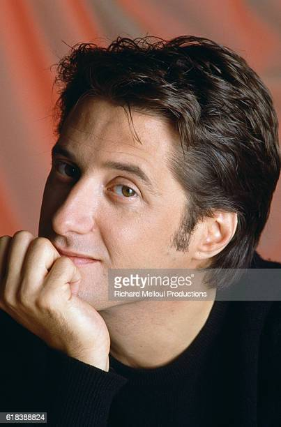 Antoine de Caunes is a French television host and actor