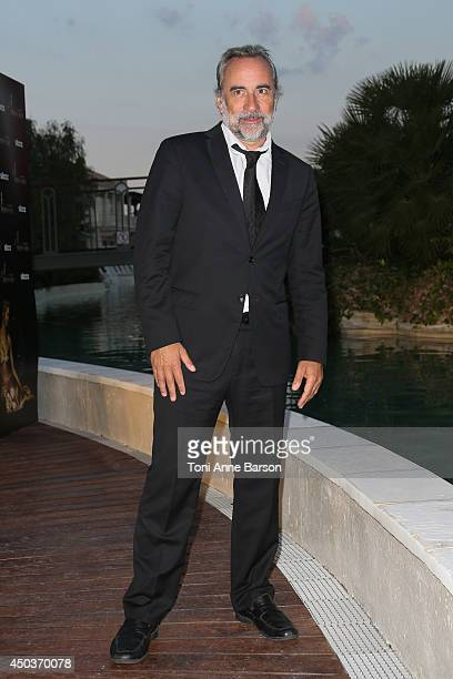 Antoine Dulery attend a Party at the Monte Carlo Bay Hotel on June 9 2014 in MonteCarlo Monaco