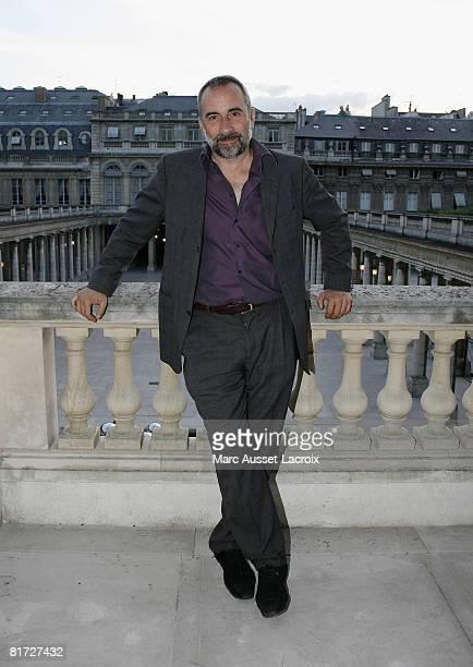 Antoine Dulery attends the launching of the 24eme Fete du Cinema at Ministere de al Culture on June 26 2008 in Paris France