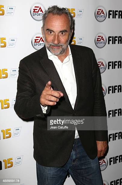 Antoine Dulery attends the new video game 'Fifa 15' party held at l'Opera restaurant on September 22 2014 in Paris France
