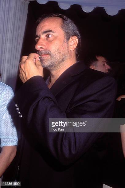 Antoine Dulery during Ministry of the Culture Cinema Celebration Party at Ministery of the Culture Palais Royal in Paris France