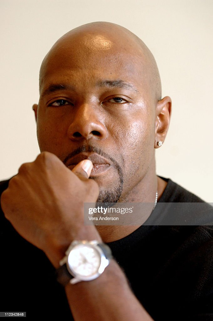 Antoine Fuqua during 'Shooter' Press Conference with Mark Wahlberg and Antoine Fuqua at Four Seasons in Beverly Hills California United States