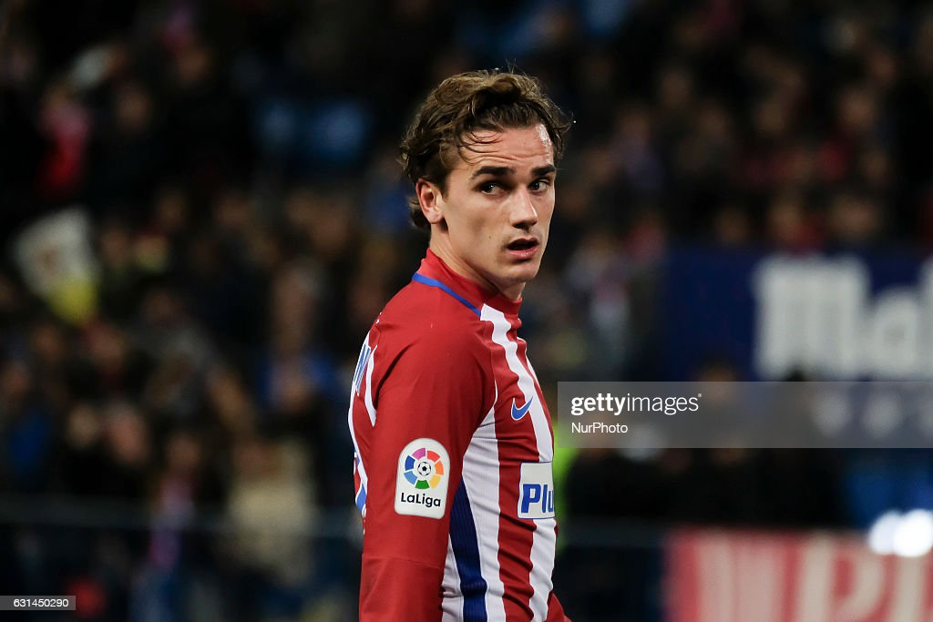Club Atletico de Madrid v Las Palmas - Copa del Rey: Round of 16 Second Leg : News Photo