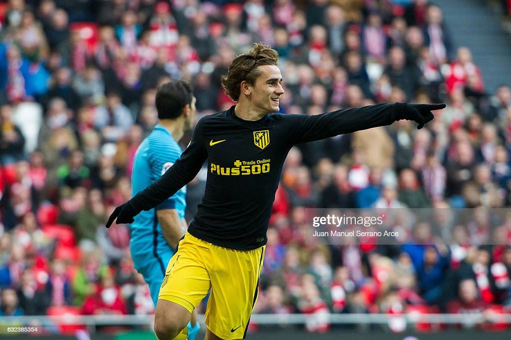 Athletic Club v Club Atletico de Madrid - La Liga : News Photo
