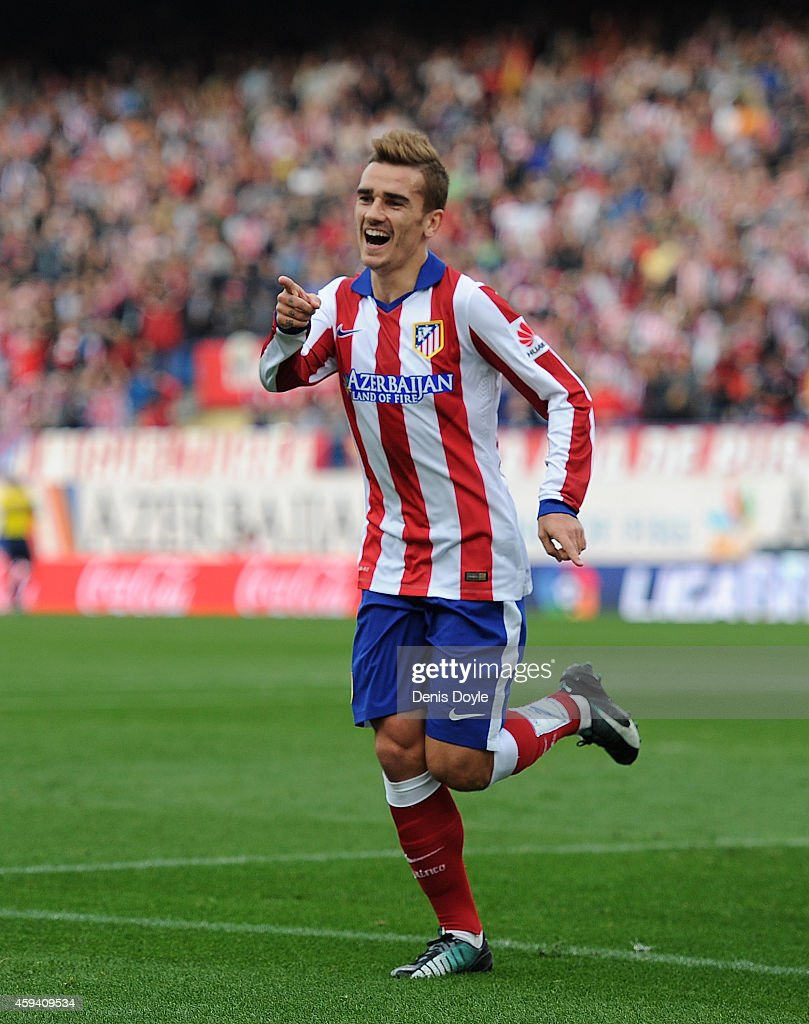 Antoine Griezmann Stock Photos And Pictures Getty Images
