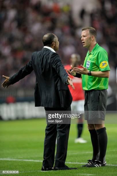 Antoine KOMBOUARE Olivier THUAL PSG / Nancy 35eme journee de Ligue 1