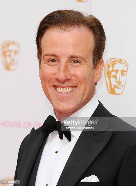 Anton Du Beke attends the House of Fraser British Academy Television Awards at Theatre Royal on May 10 2015 in London England