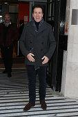 London Celebrity Sightings -  December 17, 2018