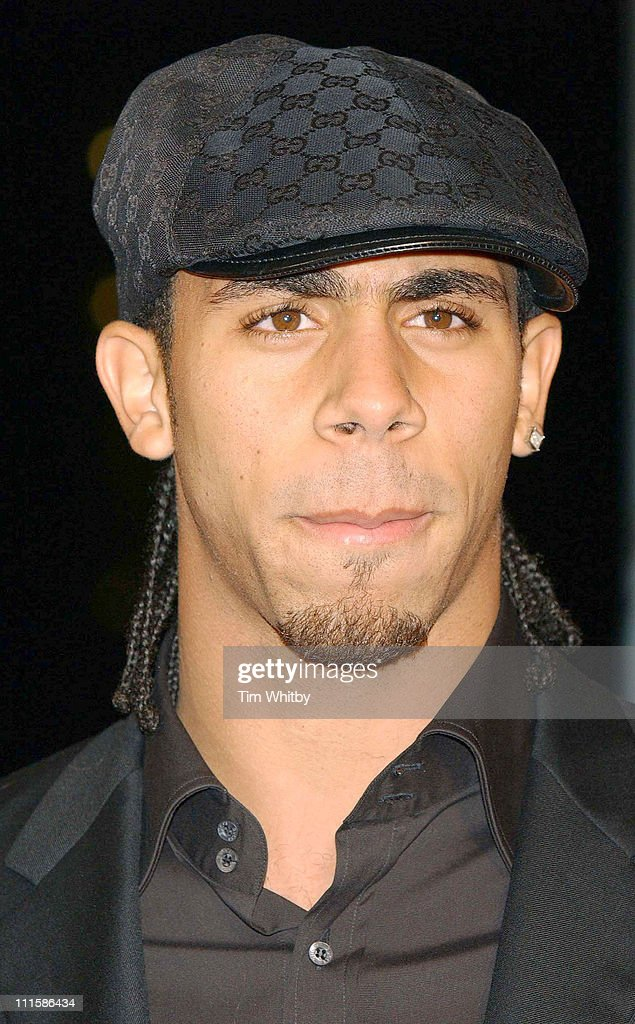 Anton Ferdinand during 2005 BBC Sports Personality of the Year at BBC Television Centre in London, Great Britain.