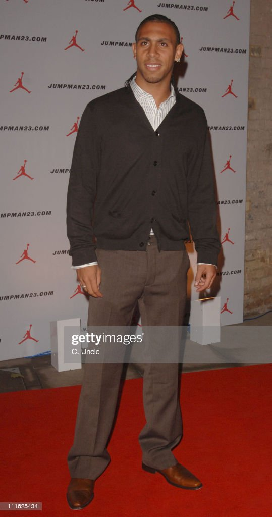 <a gi-track='captionPersonalityLinkClicked' href=/galleries/search?phrase=Anton+Ferdinand&family=editorial&specificpeople=542862 ng-click='$event.stopPropagation()'>Anton Ferdinand</a> during A Special Dinner to Celebrate Michael Jordan's Visit to the United Kingdom at The Roundhouse in London, Great Britain.