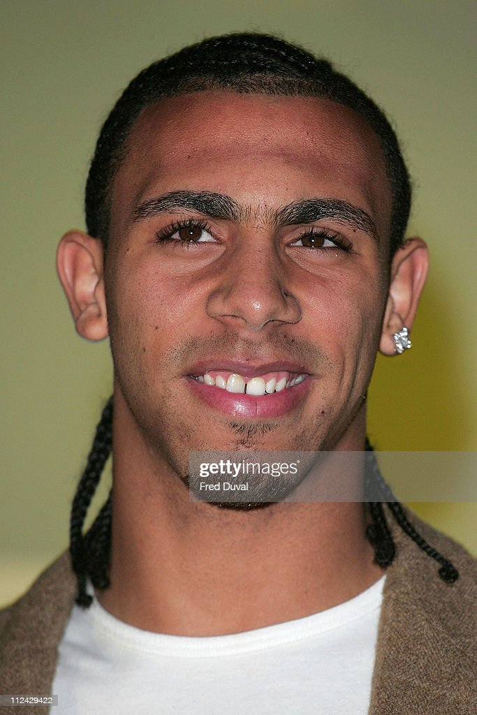<a gi-track='captionPersonalityLinkClicked' href=/galleries/search?phrase=Anton+Ferdinand&family=editorial&specificpeople=542862 ng-click='$event.stopPropagation()'>Anton Ferdinand</a> during Joga Bonito Launch Party - Arrivals at Truman Brewery in London, Great Britain.
