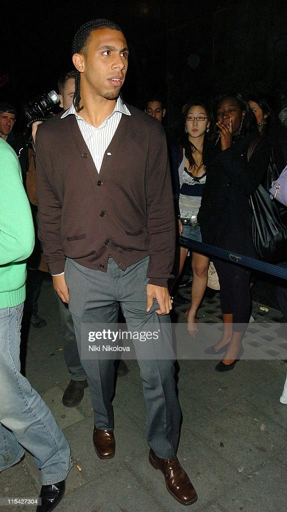 <a gi-track='captionPersonalityLinkClicked' href=/galleries/search?phrase=Anton+Ferdinand&family=editorial&specificpeople=542862 ng-click='$event.stopPropagation()'>Anton Ferdinand</a> during RCA Label Group - Private Launch Party - Outside Arrivals at Cafe de Paris in London, Great Britain.