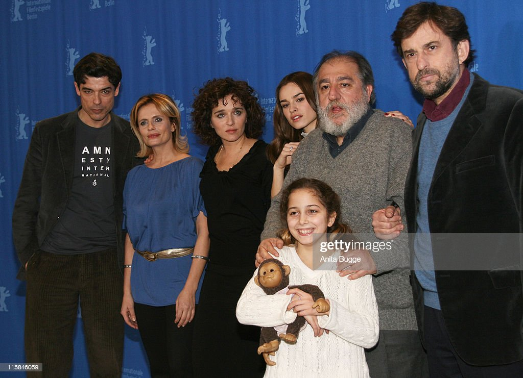 Antonello Grimaldi Isabella Ferrari Valeria Golino Kasia Smutniak Director Antonello Grimaldi Actor Alessandro Gassman and Blu Yoshimi attend the...