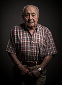Antoni Canovas poses for a portrait on July 5 2016 in Barcelona Spain Alfons is brother of Antoni Canovas He fought during the frustrated offensive...