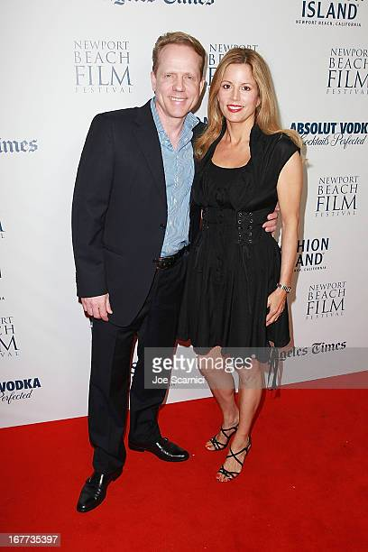 Antoni Stutz of the film 'Rushlights' arrives at the 2013 Newport Beach Film Festival 'In Lieu Of Flowers' World Premiere at Triangle Square Theater...