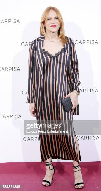 Antonia San Juan attends the opening of new Carpisa stores on May 9 2017 in Madrid Spain