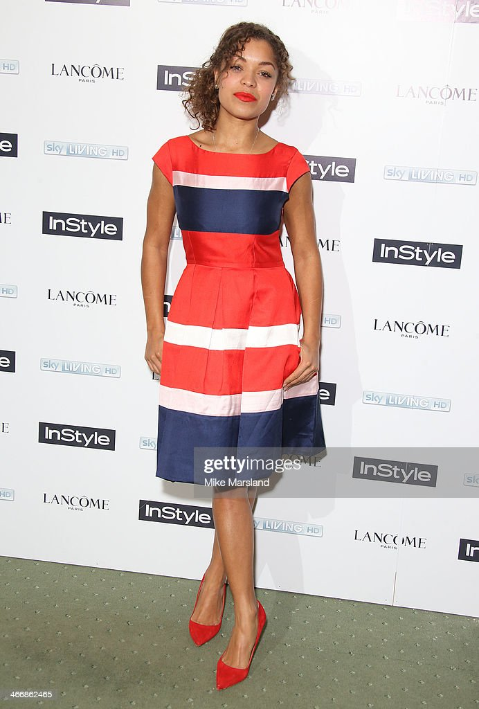 <a gi-track='captionPersonalityLinkClicked' href=/galleries/search?phrase=Antonia+Thomas&family=editorial&specificpeople=6700401 ng-click='$event.stopPropagation()'>Antonia Thomas</a> attends InStyle magazine's The Best of British Talent pre-BAFTA party at Dartmouth House on February 4, 2014 in London, England.