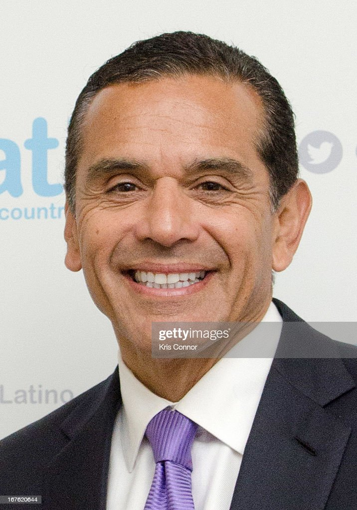 Antonia Villaraigosa poses for a photo during the 4th Annual Our Voices: Celebrating Diversity in Media reception to benefit Voto Latino at The Hay-Adams on April 26, 2013 in Washington, DC.