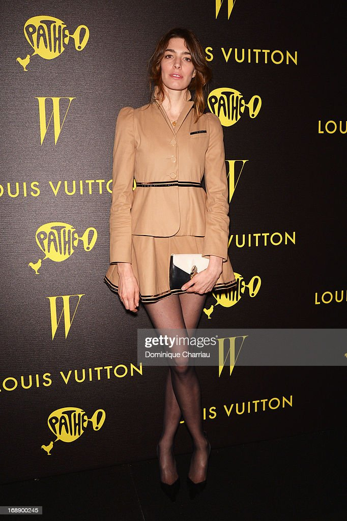 Antonine Peduzzi attends The Bling Ring Party hosted by Louis Vuitton during the 66th Annual Cannes Film Festival at Club d'Albane/JW Marriott on May 16, 2013 in Cannes, France.