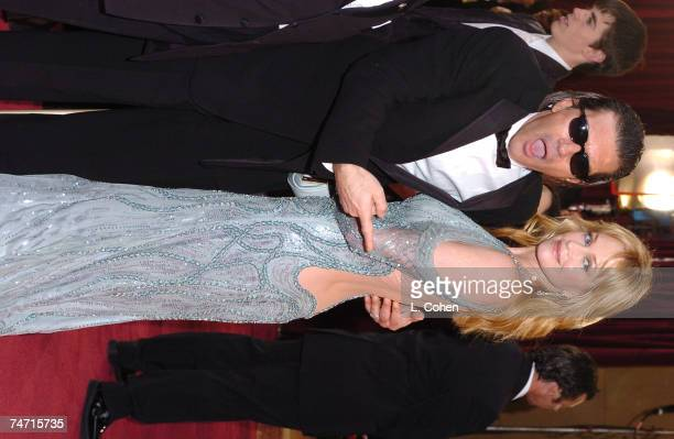 Antonio Banderas and Melanie Griffith at the Kodak Theatre in Hollywood California