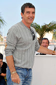 Antonio Banderas at the photo call for 'The skin i live in La piel que habito' during the 64th Cannes International Film Festival