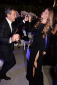 Antonio Banderas attends the de Grisogono 'Fatale In Cannes' party during the 67th Cannes Film Festival at Hotel du CapEdenRoc on May 20 2014 in Cap...
