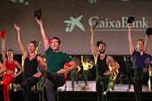 Antonio Banderas Presents 'A Chorus Line' Musical In...