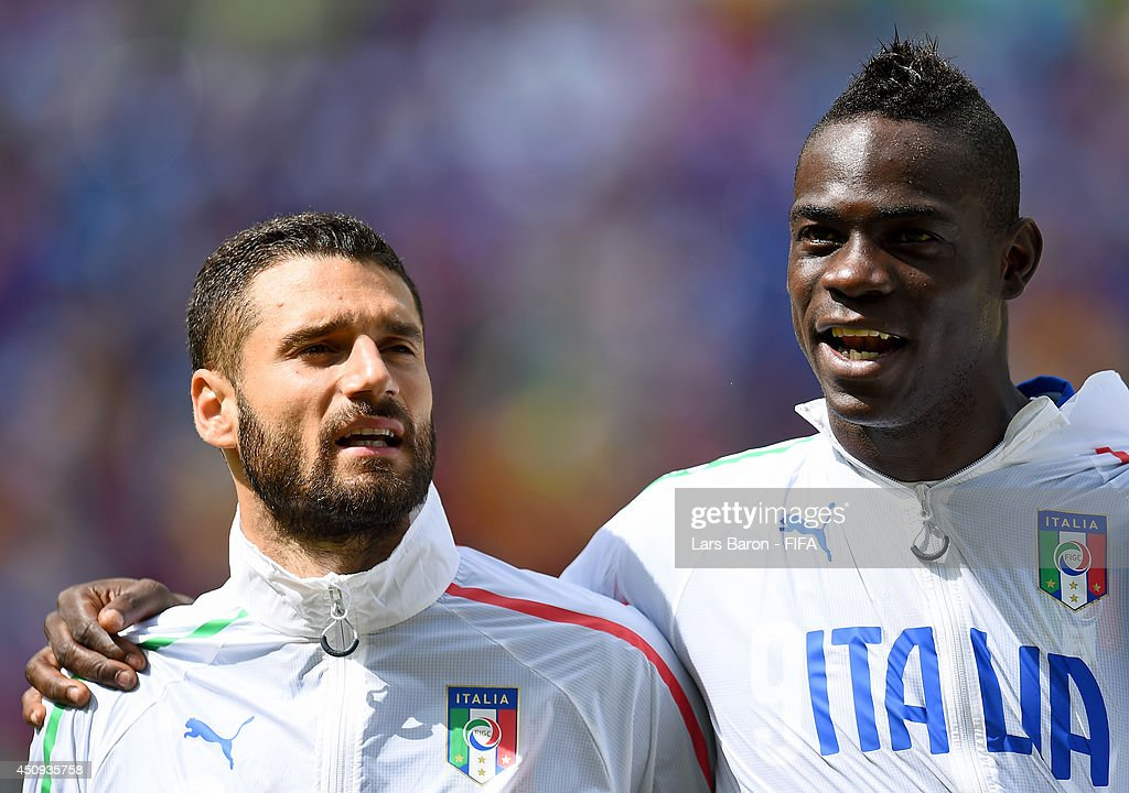 Italy v Costa Rica: Group D - 2014 FIFA World Cup Brazil : News Photo
